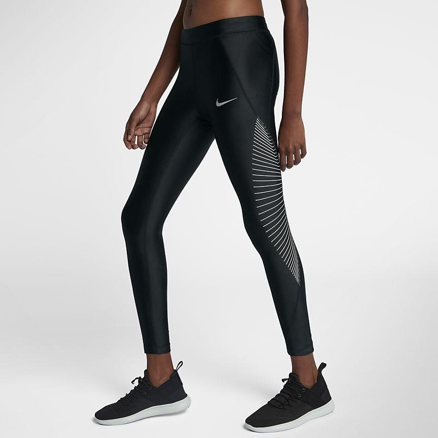 738ae6d0702 Dámské běžecké legíny Nike Speed
