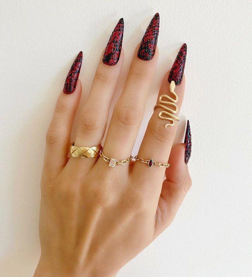 Nails | Nail Art | Nail Art Designs | Animal Print Nails ...