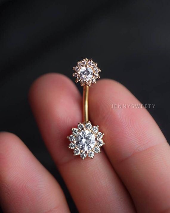 ◎COMBINED SHIPPING - You will pay shipping cost of first item only.  Made out of surgical steel, high quality zircon.  Gauge: 14, bar length: 9 mm. Charm dimension: 11mmx11mm. End dimension: 7.8mmx7.8mm.  Note: Only the upper part can be screw off, pls note, thanks.  ◎Shipping, return, refund? Please visit my store policy: https://www.etsy.com/shop/JennySweety/policy  ◎Questions about how to buy? Please visit: https://www.etsy.com/help/article/339  ◎Special request or you have a question for…