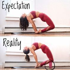 you must start from here love this yoga pose try to
