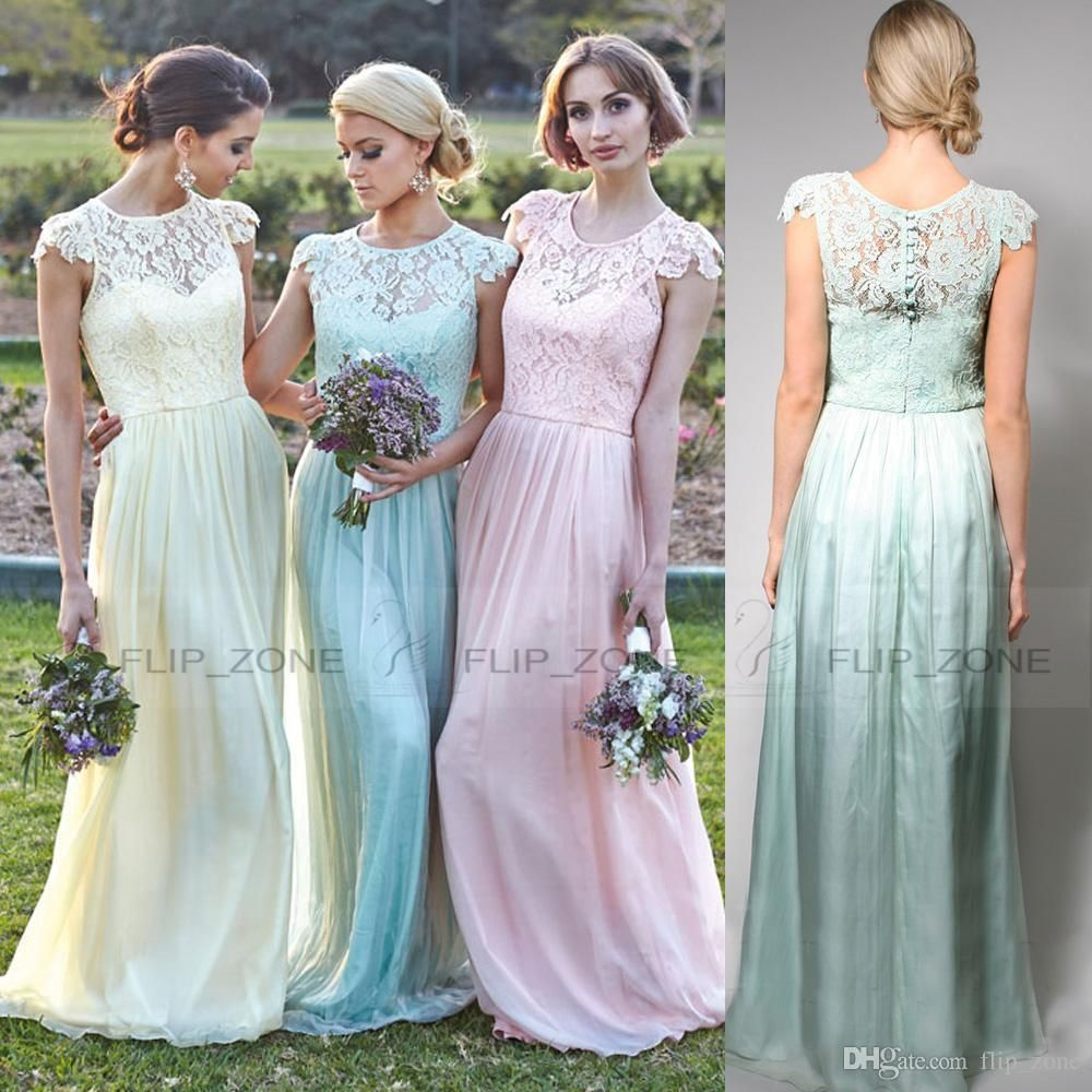1 inspiration i like the style lace on top with a long skirt i lace chiffon maid of honor dresses real image plus size cap sleeve pink mint daffidol cheap beach bridesmaid party evening gowns 2016 custom ombrellifo Image collections