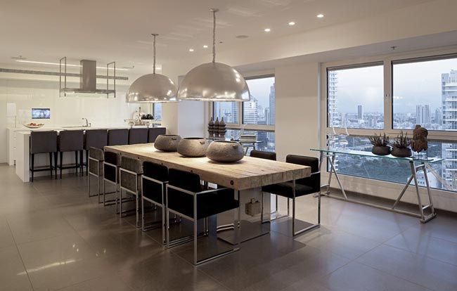 D co appartement contemporain home sweet home - Deco appartement duplex contemporain ...