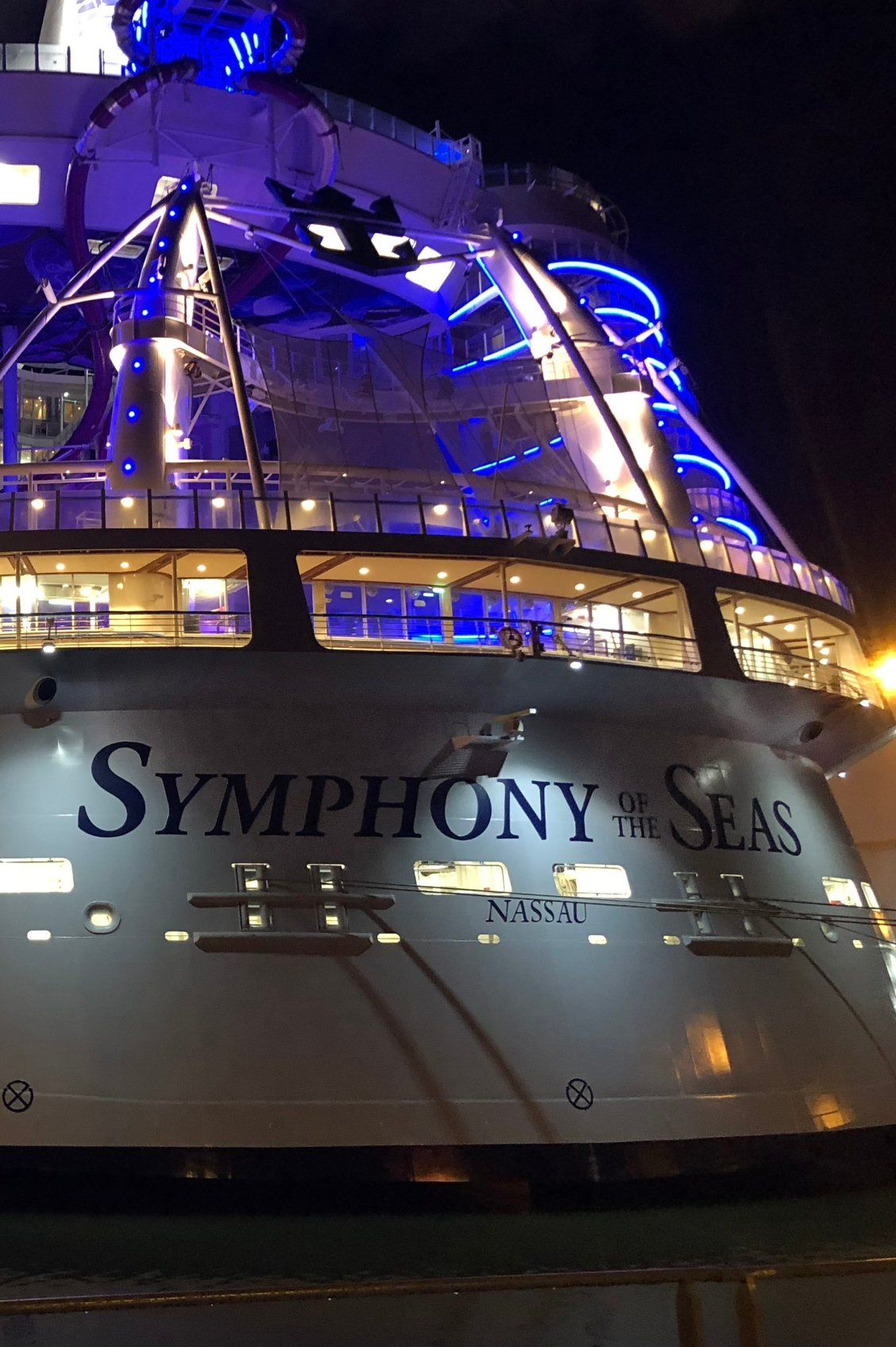 Symphony of the Seas | Cruise with Royal Caribbean onboard