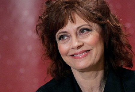 Susan Sarandon-Long Celebrity Hairstyles for Women Over 60 | lovely ...