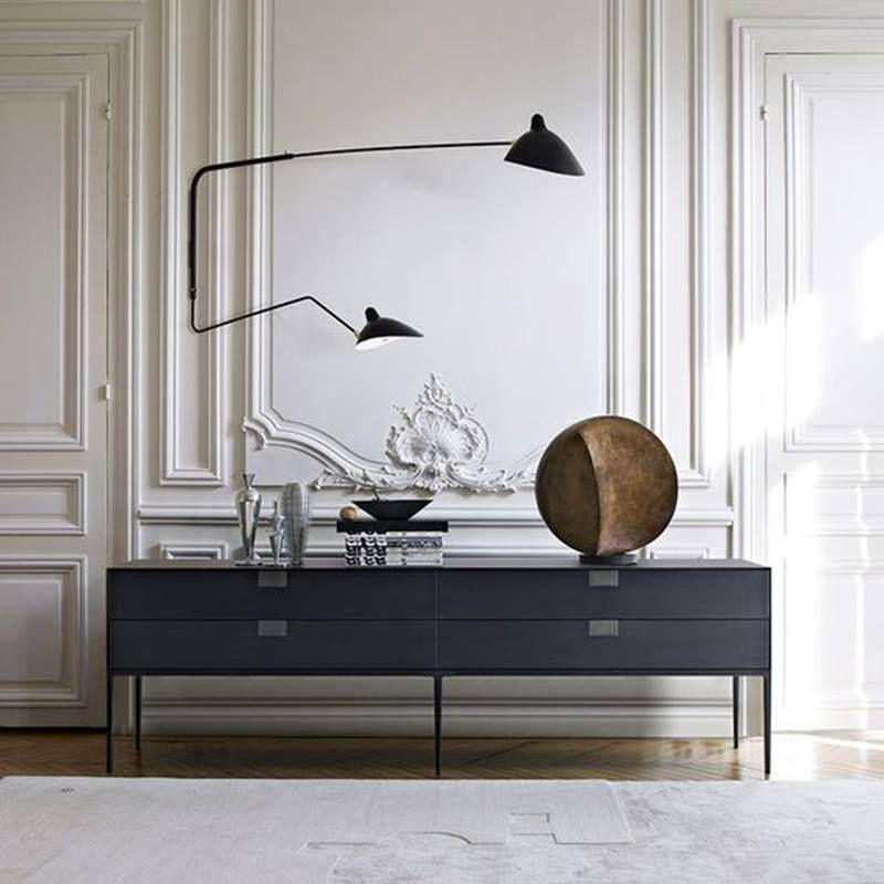 Une Applique Originale Et Design Pour Habiller Vos Entrees Mobilier Italien Interieur Maison Architecte Interieur