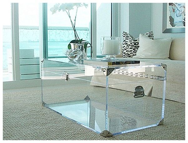 Lucite Coffee Table Ikea Coffee Tables Design Lucite Furniture Acrylic Furniture Living Room Coffee Table