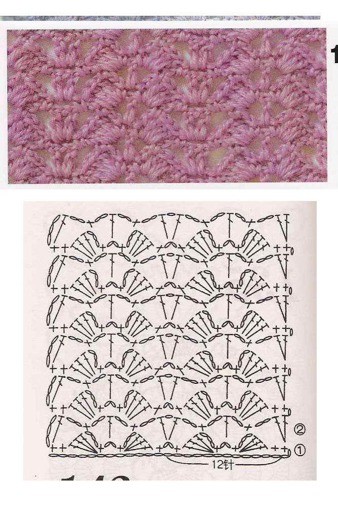 34 crochet pattern | ilvanes | Pinterest | Ganchillo, Croché y ...