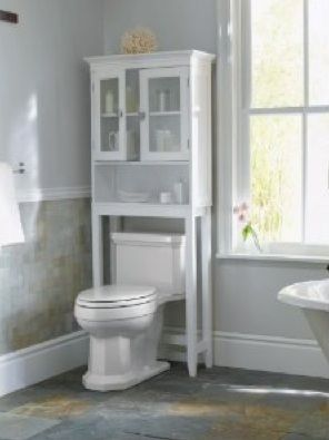 Gentil Over Toilet Storage Idea For Isaiahu0027s Bathroom.