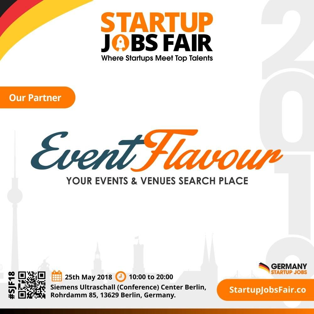 We\'re glad to announce our partnership with Event Flavour for ...