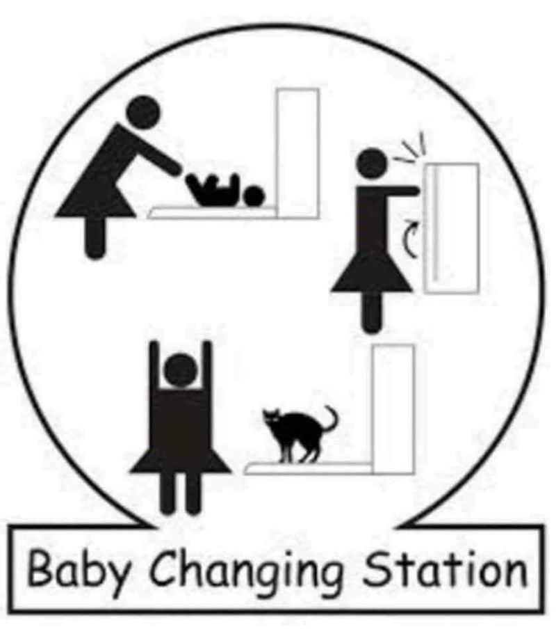 Little Misc Y Funny People Baby Changing Station Funny Images