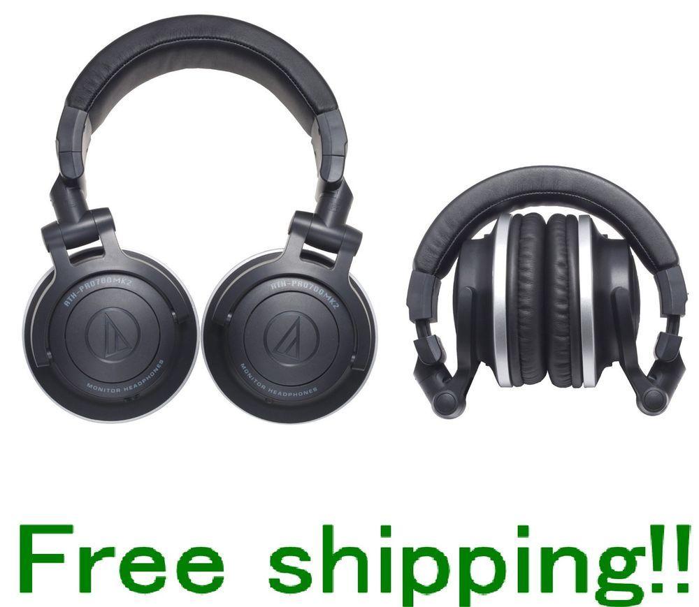 77efac3468c AUDIO TECHNICA ATH-PRO700 MK2 HEADBAND DJ MONITOR HEADPHONES EMS F/S BRAND  NEW! (eBay Link)