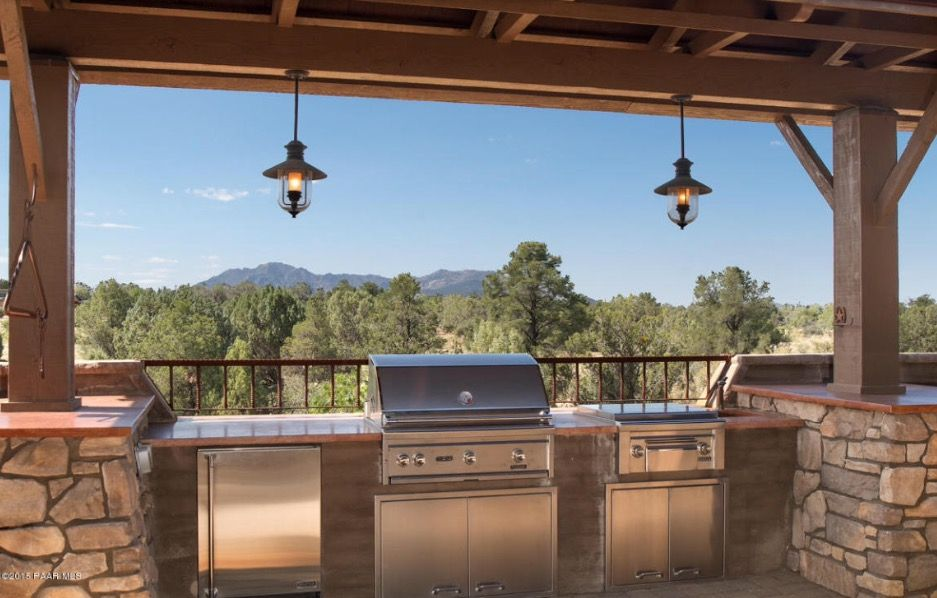 Pin By Jenel Lundquist On Outdoor Kitchens With Images Ceiling Lights Outdoor Kitchen Pendant Light