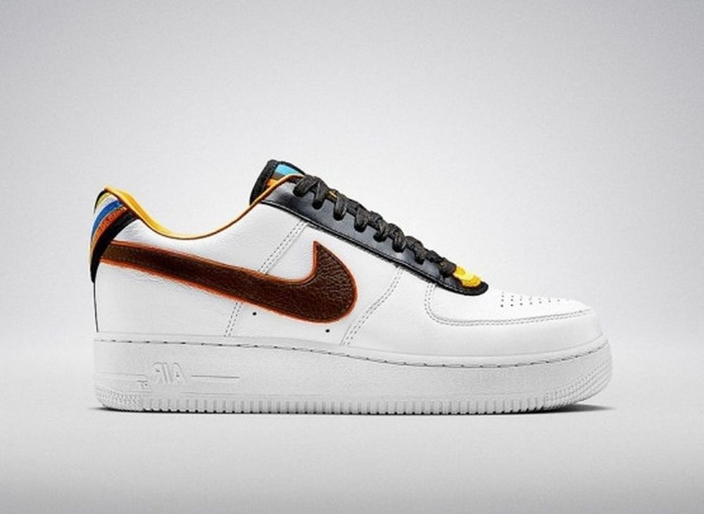 huge discount c5cdb d2aa1 Nike x RT R.T. Air Force 1 Low Givenchy Ricardo Tisci Size 5.5