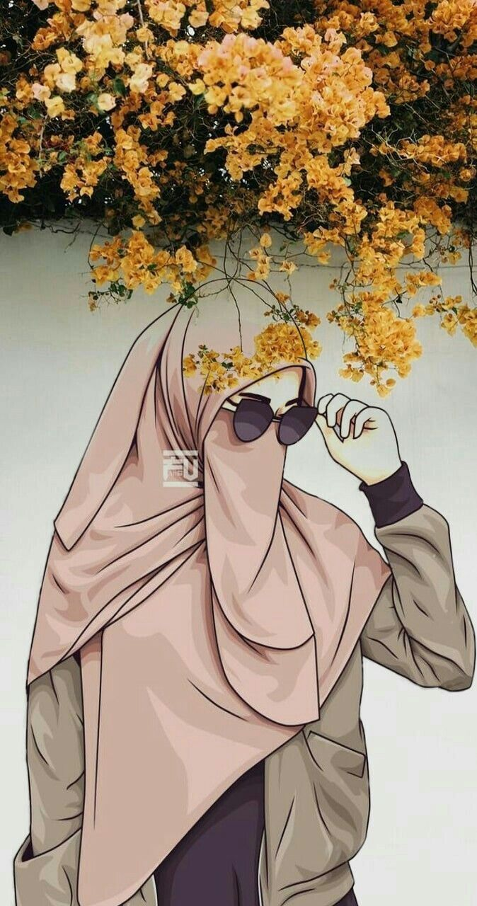 68 Best Hijab And Niqab Graphics Images In 2020