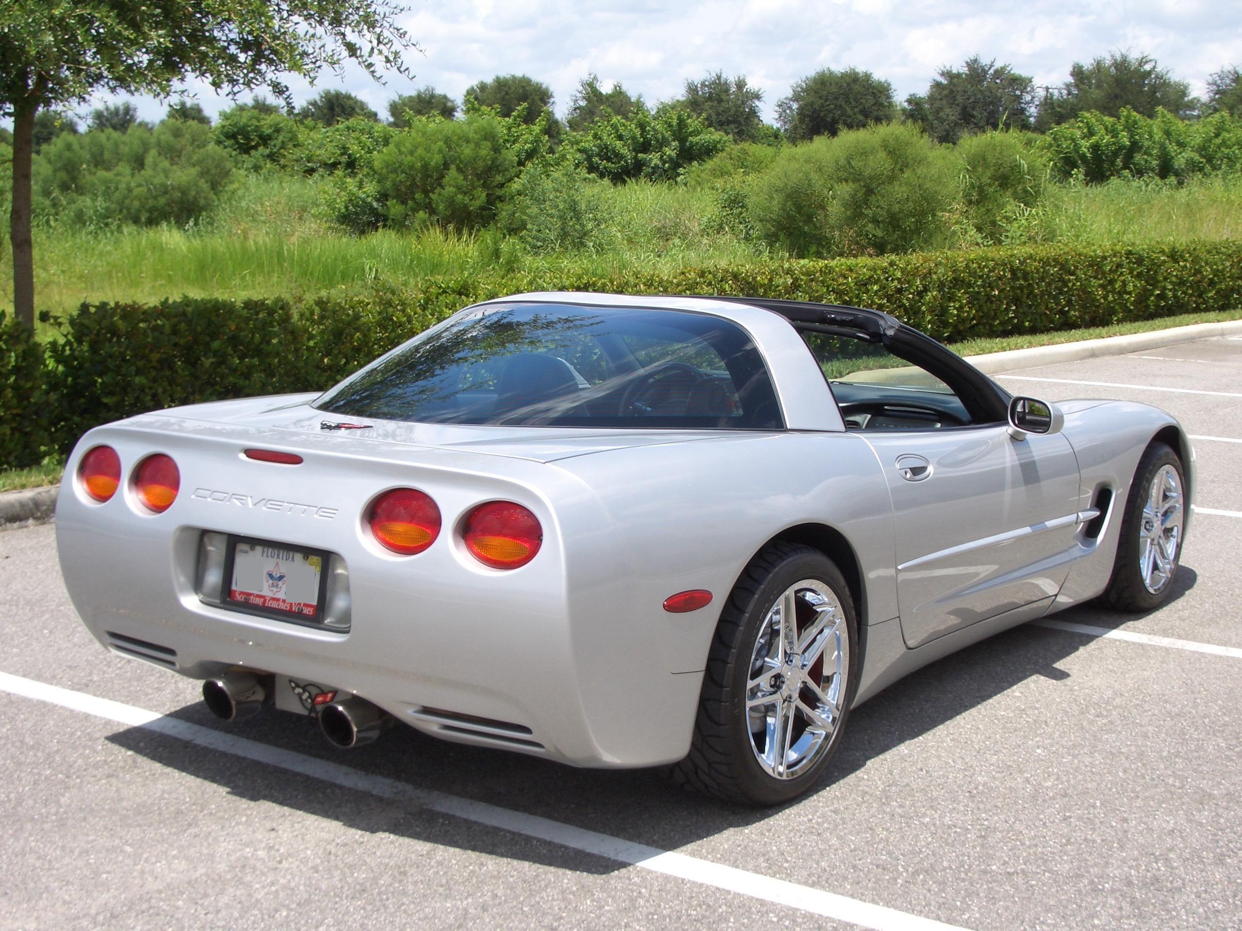 1997 Chevrolet Corvette C5 Coupe Pictures Information And Specs Corvette C5 Chevrolet Corvette Corvette