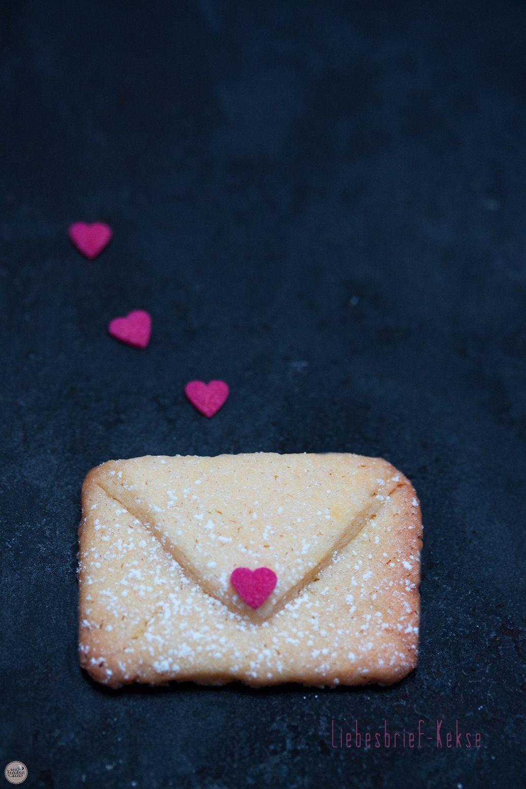 liebesbrief kekse backen kleinteile muffins etc. Black Bedroom Furniture Sets. Home Design Ideas