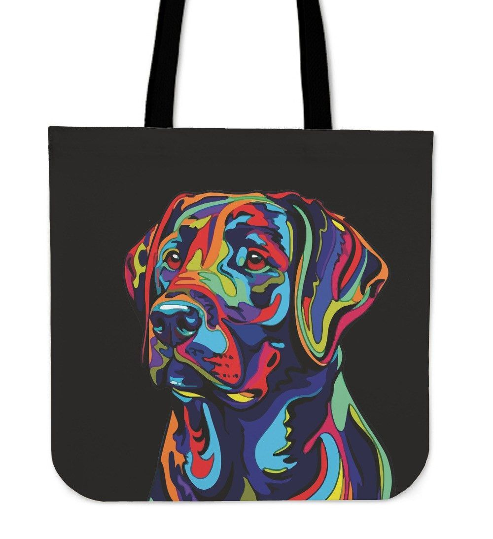 Labrador Lover Tote Bag