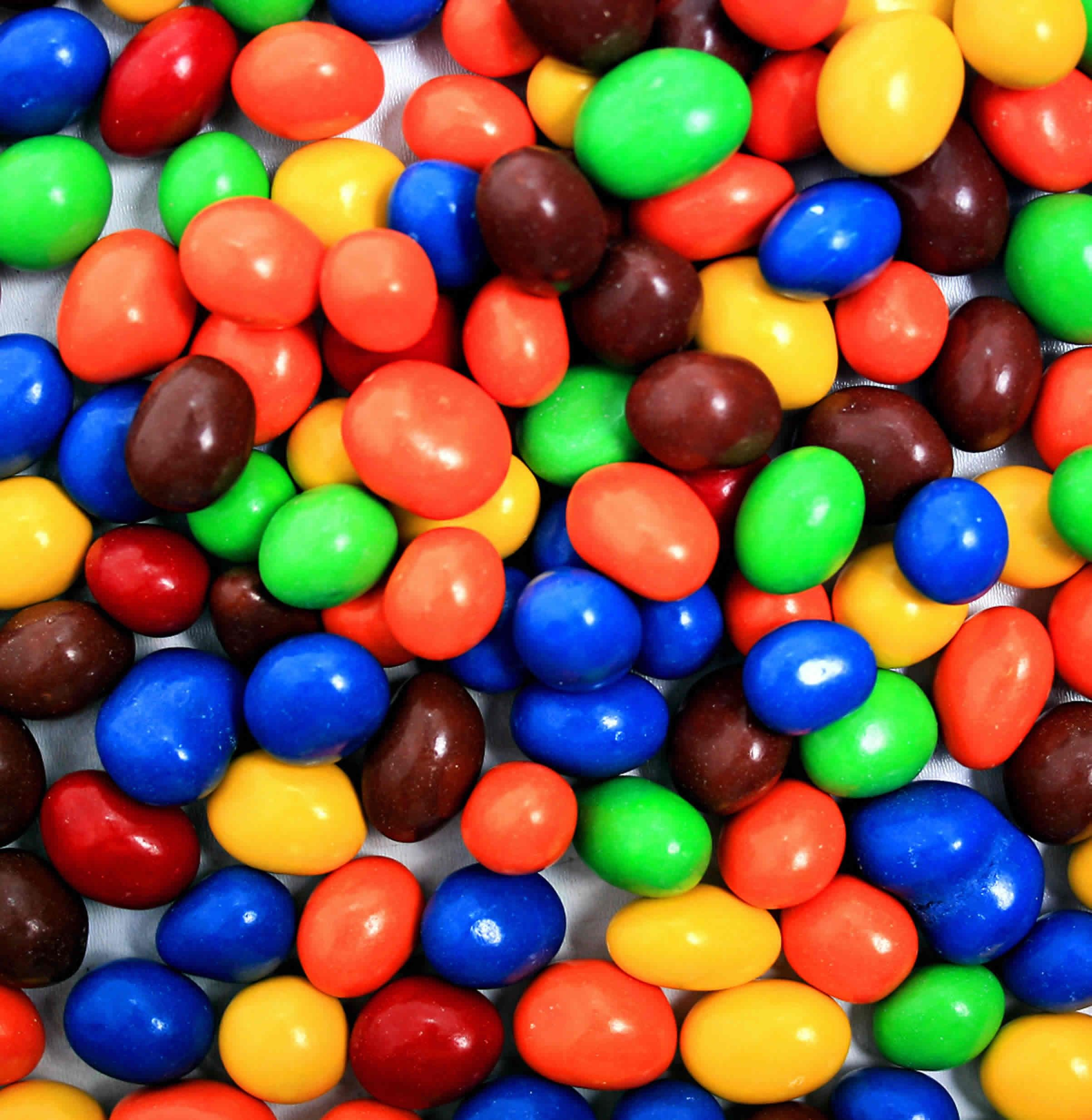 Candy Coated Peanut Butter Chocolate M M