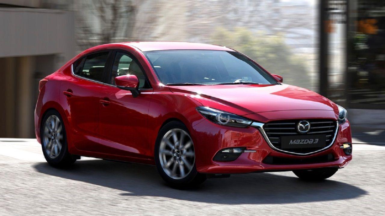 2017 Mazda 3 Sedan Mazda 3 Sedan Mazda Mazda 3