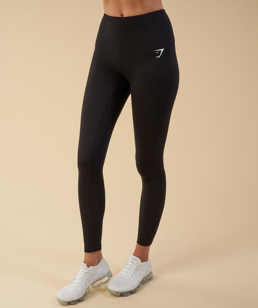 6b807745a95d8 Gymshark Dreamy leggings- black size XS - full length #fashion #clothing  #shoes #accessories #womensclothing #activewear (ebay link)