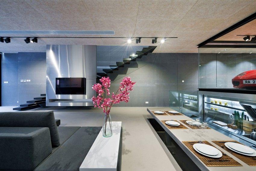 House in Sai Kung by Millimeter Interior Design (8) Home ideas - esszimmer modern luxus