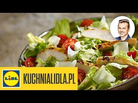 Salatka A La Cezar Karol Okrasa Przepisy Kuchni Lidla