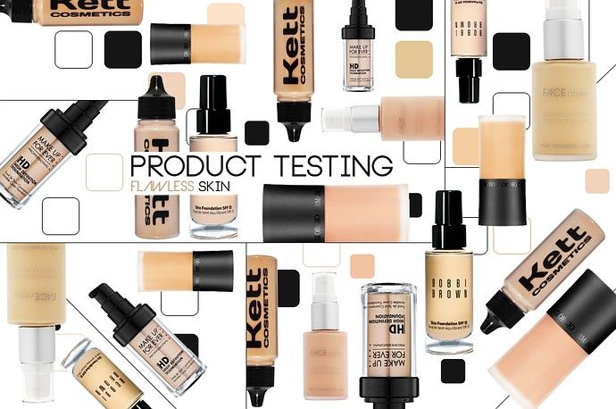 Top 5 Liquid Foundations For Flawless Skin | Flawless skin ...