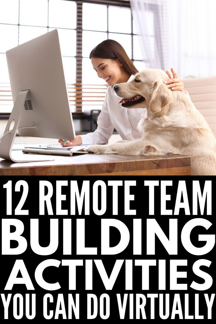 12 Virtual Team Building Activities and Games to Boost