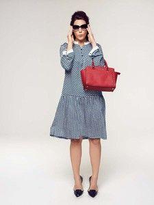 Schnittmuster 60s kleid