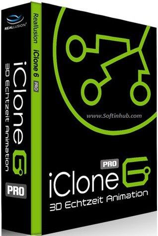 Reallusion iClone 6.5 Pro Crack & Serial Key Free Download