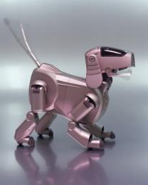 2000 12 1 Robot Dog Aibo Entertainment Robot Ers 110 Motion