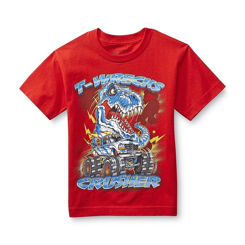 Rudeboyz Boy 39 S Graphic T Shirt Ufo Launcher Toy