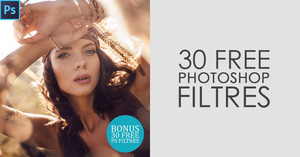 33 Free Photoshop Filters for Photographers | Photoshop ...