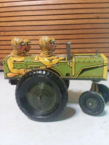 Vintage Marx Jumpin Jeep | eBay