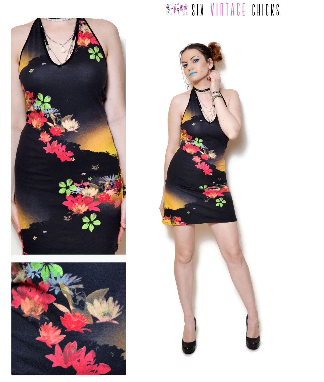 Summer halter dresses for women