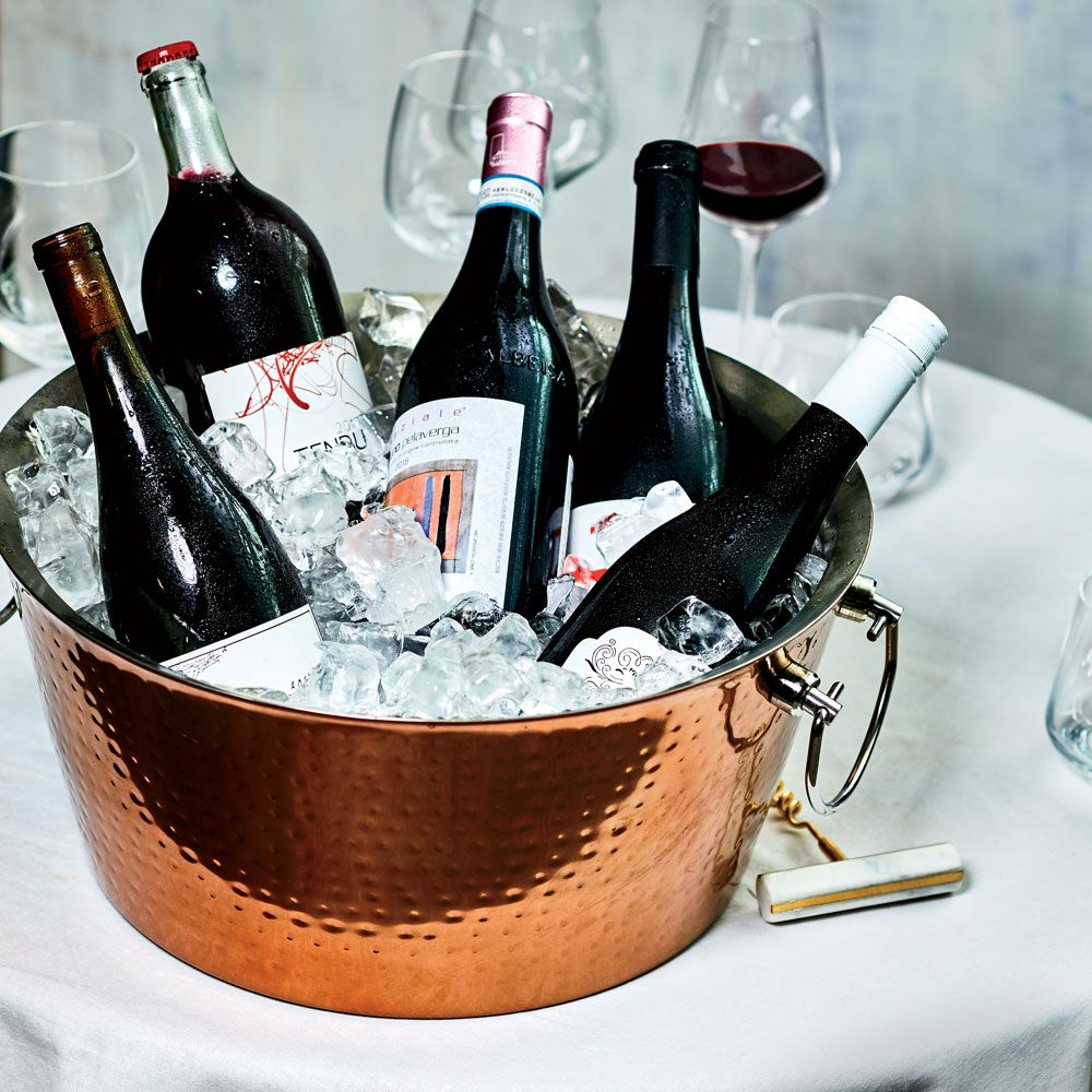 9 Summer Ready Red Wines That Are Best Served Cold Chill Red Wine Best Red Wine Wine Label Maker