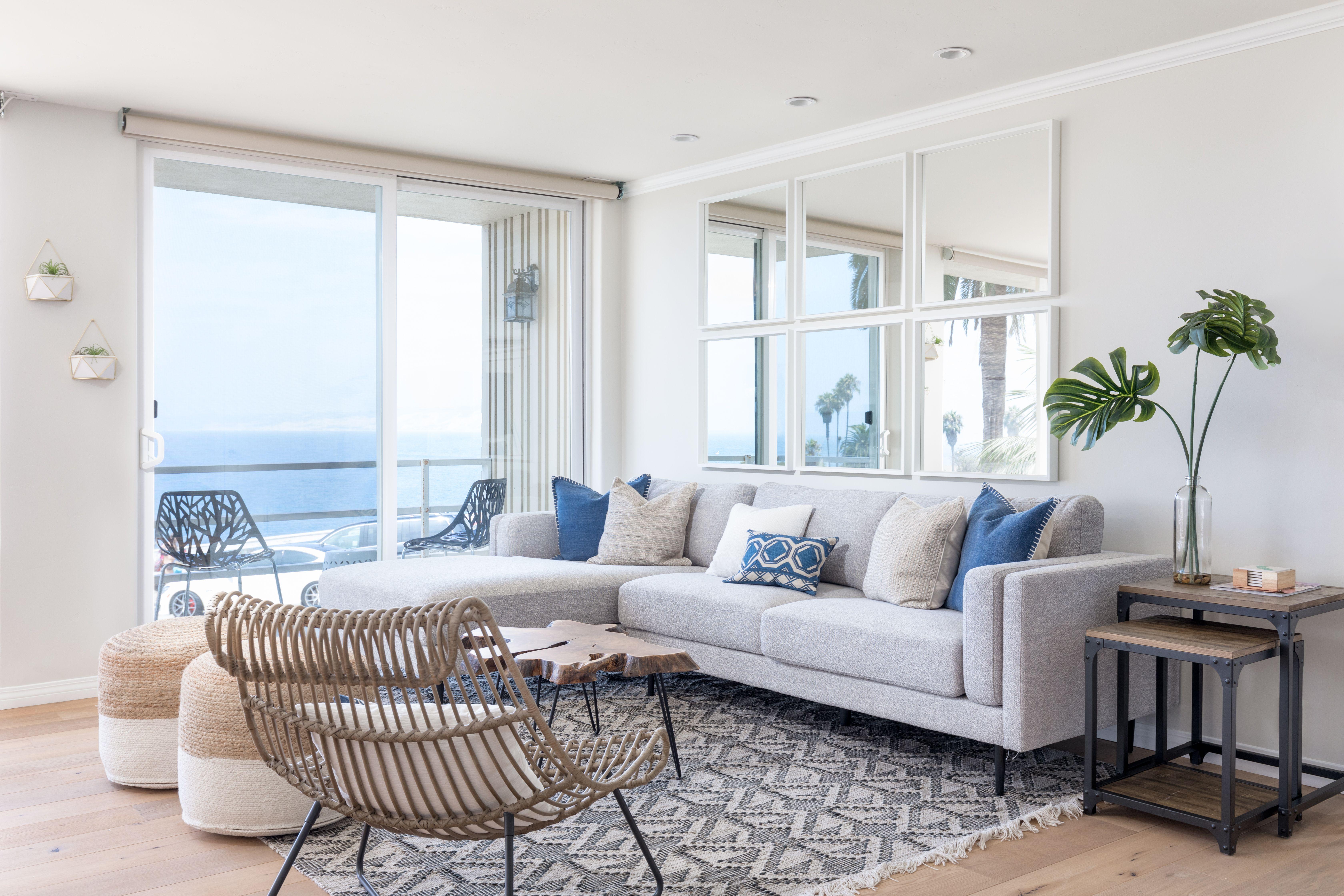 Seabreeze Get The Look Living Room Decor Lights Gray Sofa Living Grey Sofa Living Room