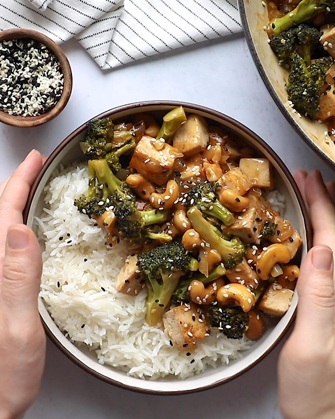 Photo of Cashew Tofu Stir Fry
