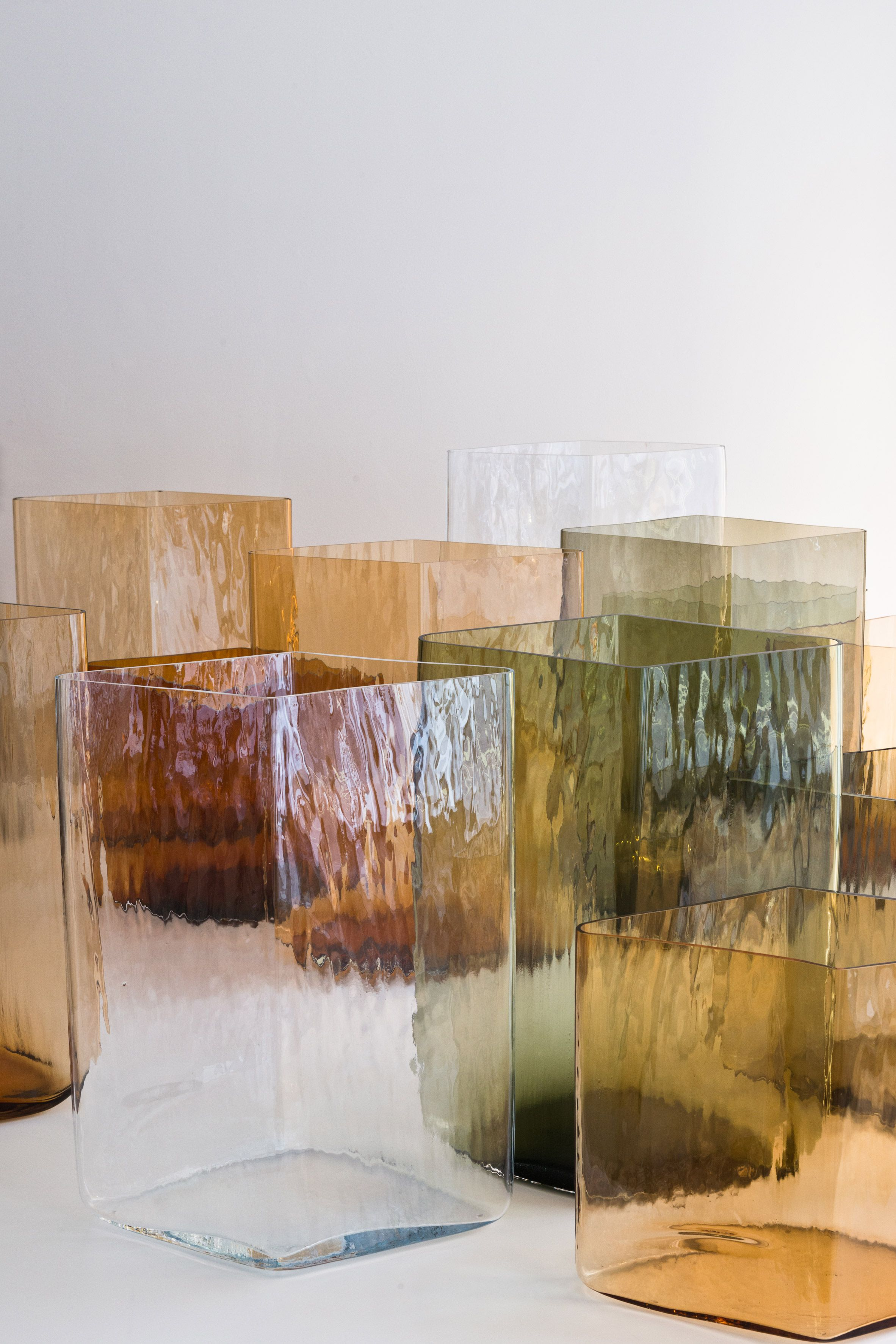 Ronan and Erwan Bouroullec used wooden moulds