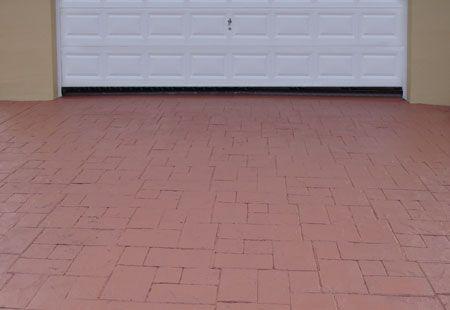 Paver Paint] Coloring Brick Pavers Staining Brick Pavers National .