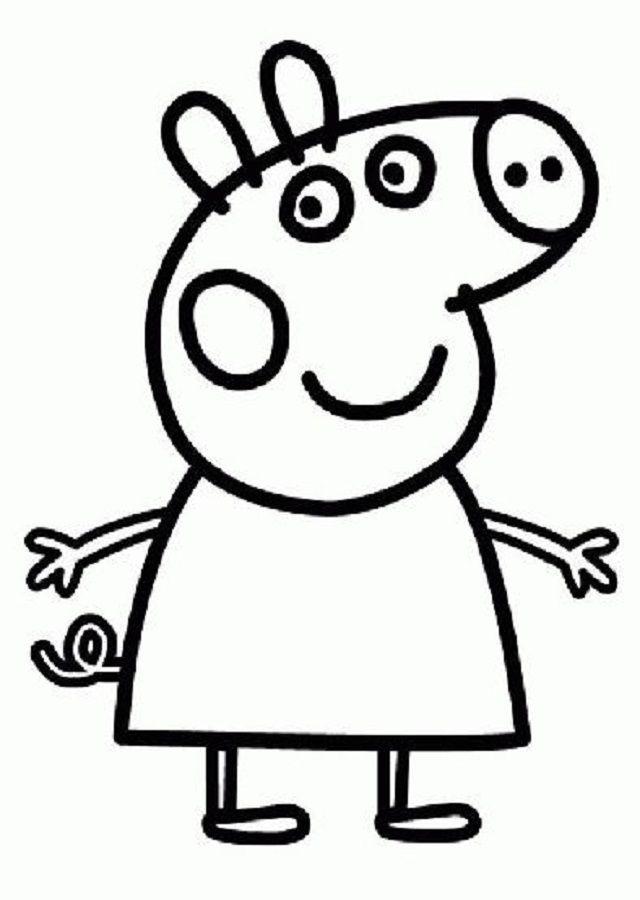 Pin de kaori tomayconza en hoobert | Pinterest | Peppa pig, Dibujos ...
