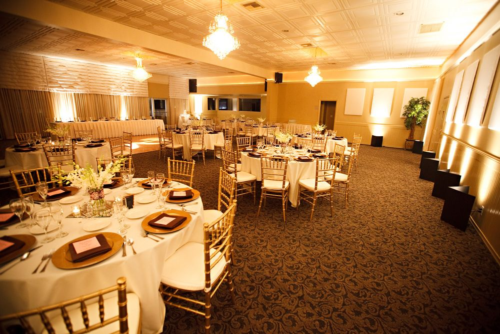 Wedgewood Crystal Springs Reception Area Wedding Venue Ideas