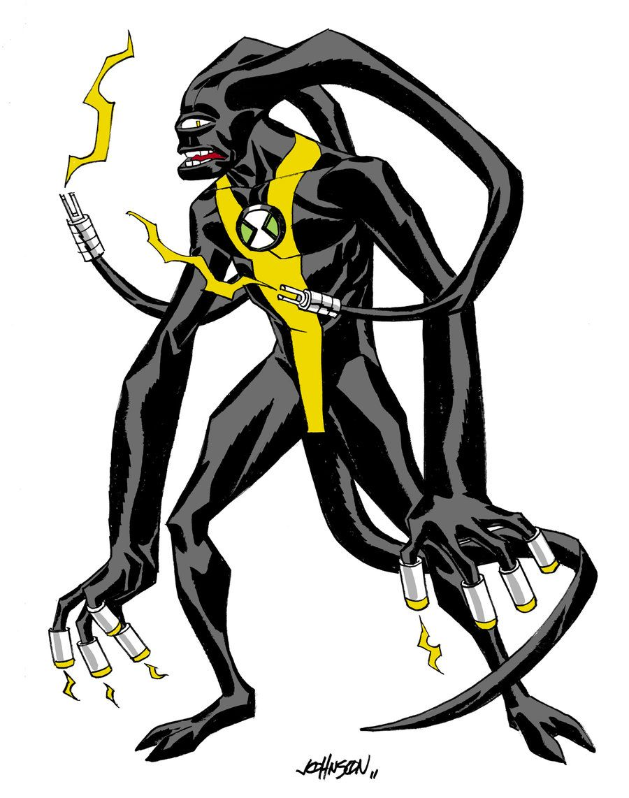 Ben10 omniverse feedback alien design by devilpigiantart ben 10 voltagebd Image collections