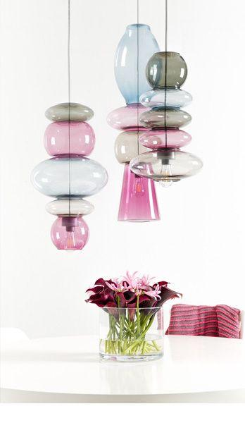 Candyofnie | Modern lamp, Glass lighting, Lamp