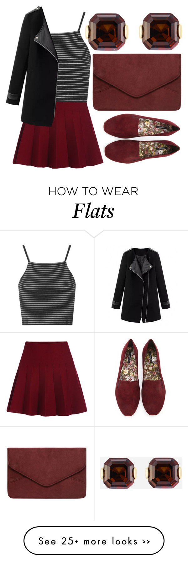 """Untitled #93"" by katie-m1 on Polyvore featuring Topshop, Dorothy Perkins, Forever 21 and Henri Bendel"