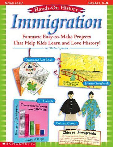 Immigration kid's activities  | Classroom Ideas | Social