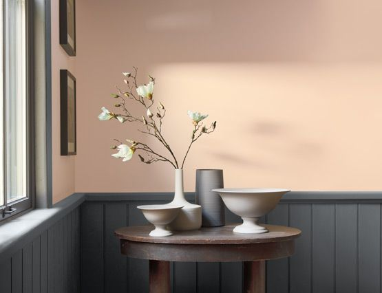 Color Collections | color in 2019 | Peach colored rooms ...