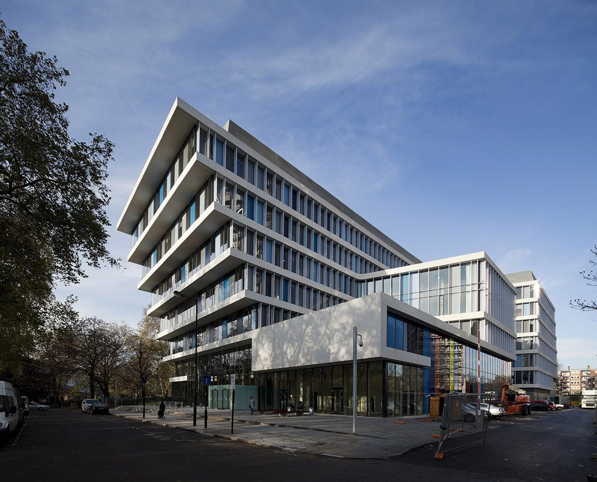 Shl City Of Westminster College City Of Westminster College Building Architecture