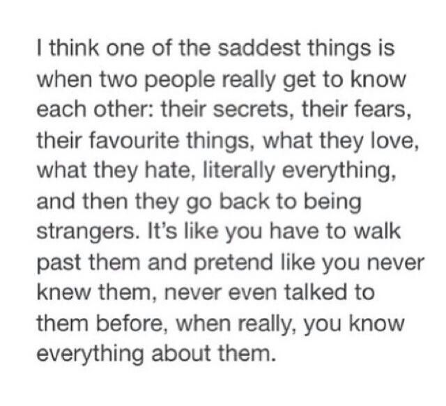 And You Miss Them Like Crazy But They Dont Miss Youthey Never