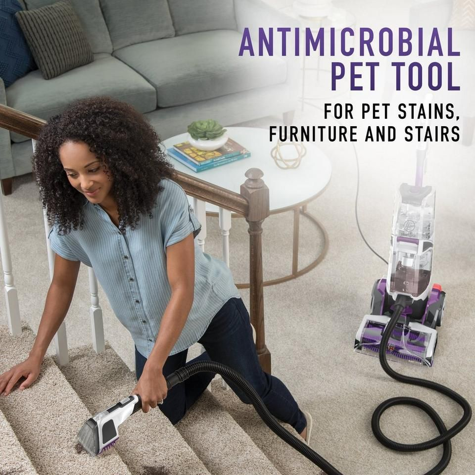 Hoover SmartWash Pet Special TV Offer Year of Cleaning